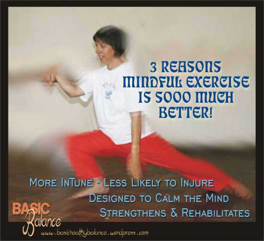 3 Reasons Mindful Exercise is Better